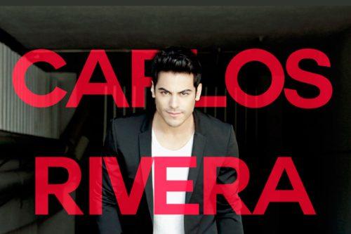 Carlos Rivera presenta su nuevo single