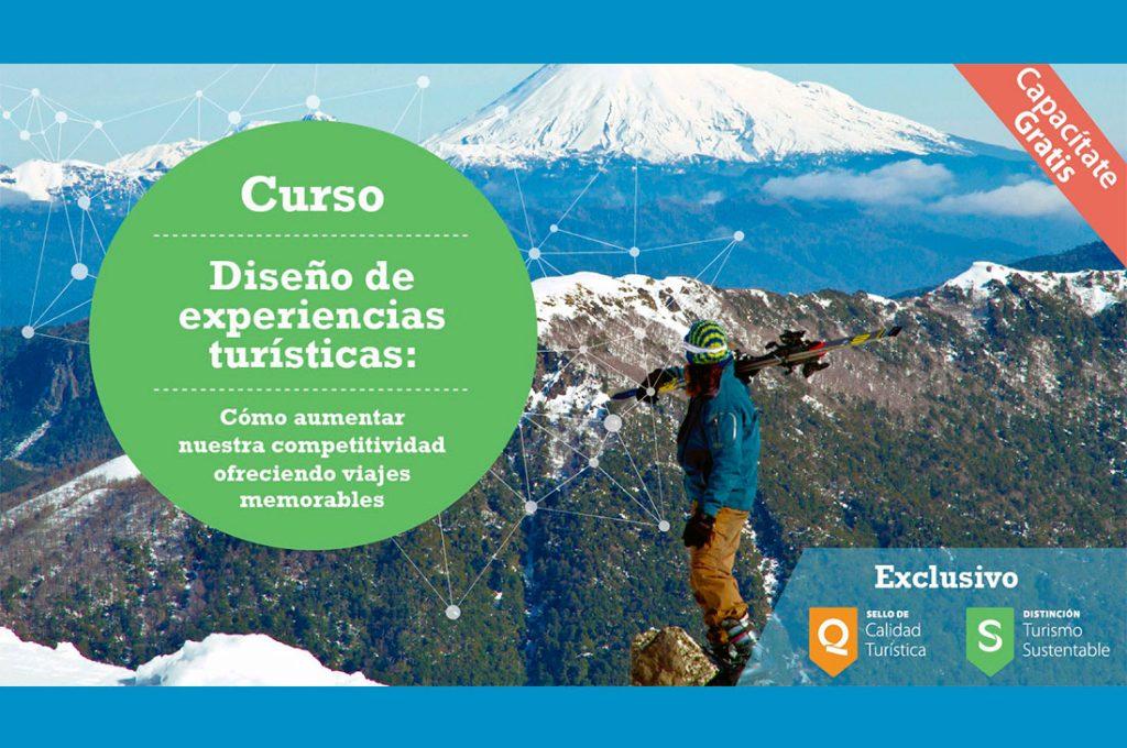 Sernatur entrega beneficios en diseño de experiencias turísticas a empresarios con Sellos Q y S