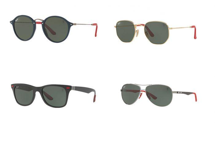 9c0639ab26 Ray-Ban y Ferrari firman alianza y crean inédita colección Scuderia ...