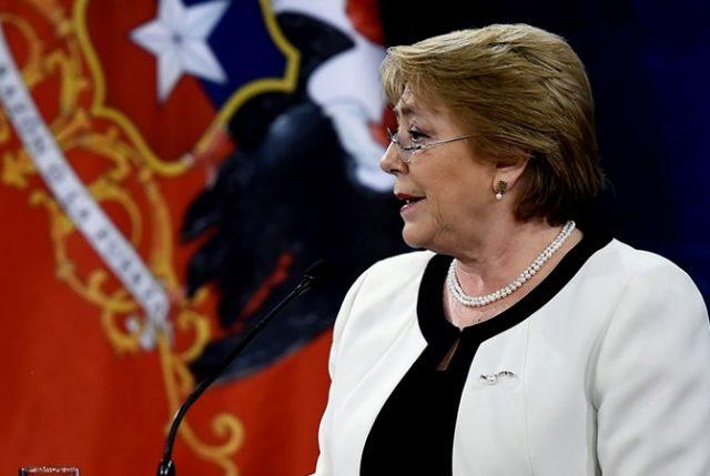 Se disipan los miedos para la derecha: Bachelet no quiere ser candidata para un tercer mandato