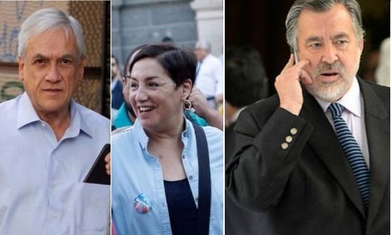 Adimark: Sánchez desplaza a Guillier por primera vez y se ubica en segundo lugar de las preferencias