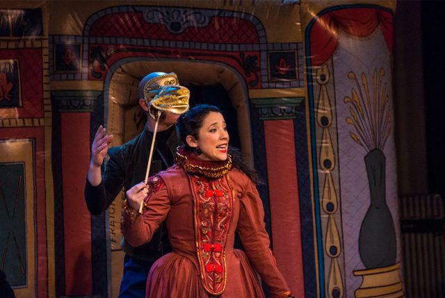 Vuelve el concierto dramatizado Shakespearemanía al Municipal de Santiago