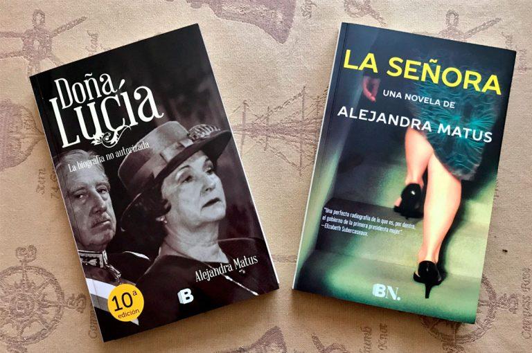 """Sorteo Libros: """"La Señora"""" y """"Doña Lucia"""""""