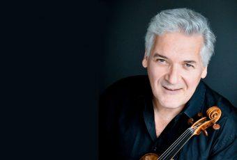 Pinchas Zukerman, Amanda Forsyth y la  Orquesta Sinfónica Nacional de Chile
