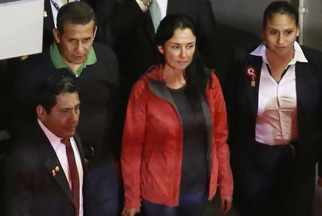 Odebrecht Perú: Por corrupción piden 20 años de cárcel para Ollanta Humala y 26 para su esposa