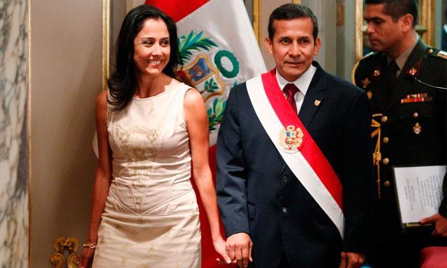 Perú: Piden prisión preventiva para ex presidente Humala y su esposa por corrupción