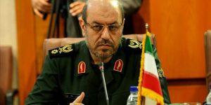 Ministro de Defensa iraní, Hosein Dehqan .