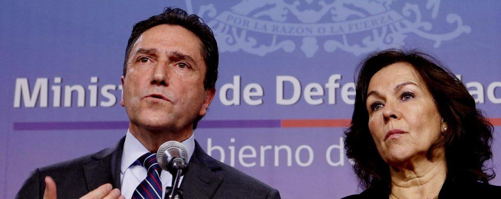"""Ministros de Defensa y Trabajo por pensiones de invalidez a militares: """"Gobierno no aceptará abusos"""""""