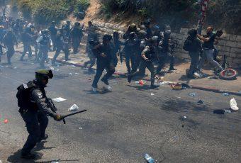 Se agudiza crisis en Israel: 2 palestinos muertos cerca de Jerusalén