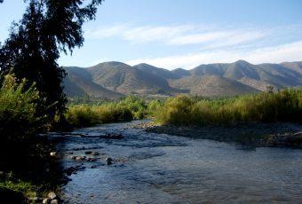 Inauguran moderno sistema de operación y medición de caudales en Río Choapa