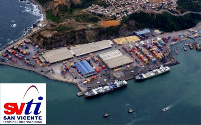 Mejorarán acceso al Puerto de San Vicente en el Biobío