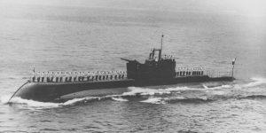 """Submarino """"Thomson"""", de la clase O (1930), Armada de Chile"""
