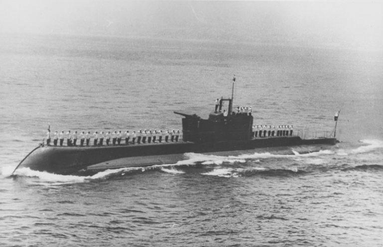 (VIDEO) Centenario de la Fuerza de Submarinos de Chile