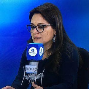 Bernarda Pérez, subsecretaria de la Mujer e Igualdad de Género