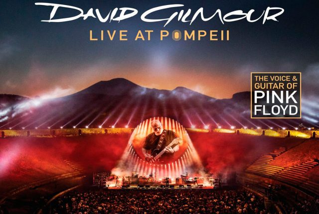 """Comenzó Pre-venta en Cinemark para Concierto de """"David Gilmour: Live at Pompeii"""""""