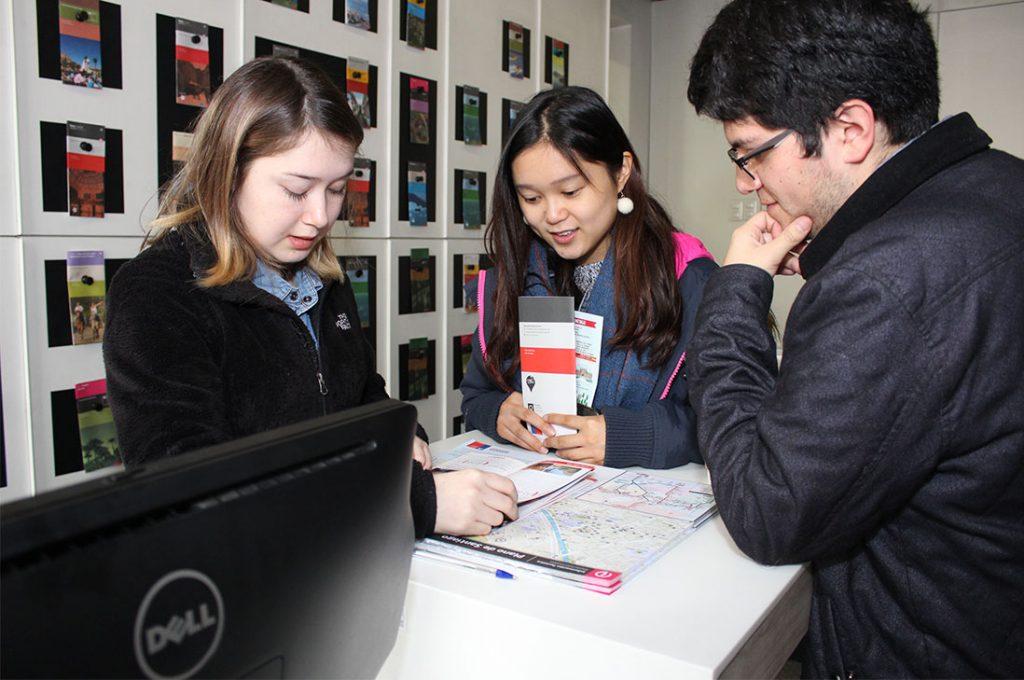 Informadores turísticos de todo Chile se reúnen en inédito encuentro nacional