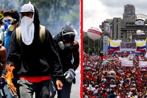 Venezuela: Cuatro muertos en dos días por violencia política