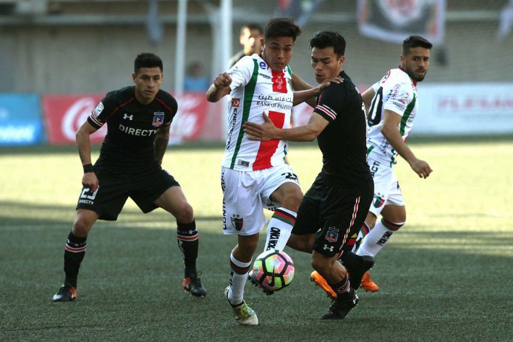Colo Colo empata con Palestino y cede terreno en la tercera fecha del Torneo de Transición