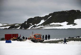 Armada de Chile inaugura su primera oficina de cambio climático
