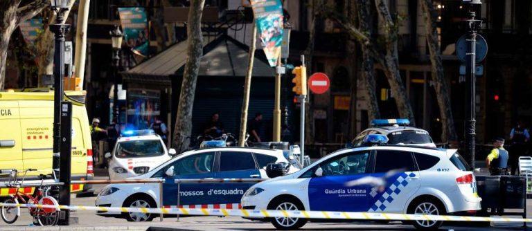 ACTUALIZADO  Barcelona: 13 muertos, 20 heridos en ataque terrorista y detenido principal sospechoso