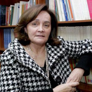 Marta Lagos, Encuestadora, fundadora de Latinobarometro y MORI Chile