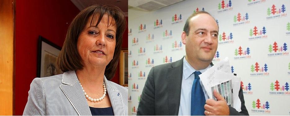 El cuestionamiento al proyecto de tres causales de aborto que entregan Alvear y Zapata