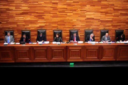 """Carlos Peña  dicta implacable fallo al TC: """"Ridículo Constitucional"""""""