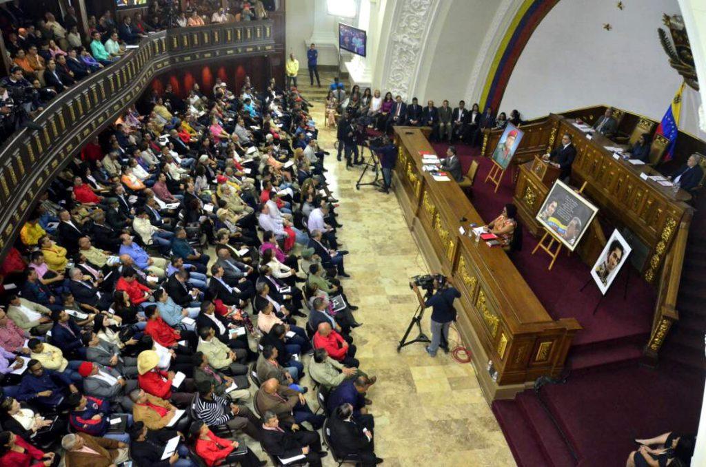 Venezuela: Asamblea Constituyente asume competencias de la AN (Congreso)