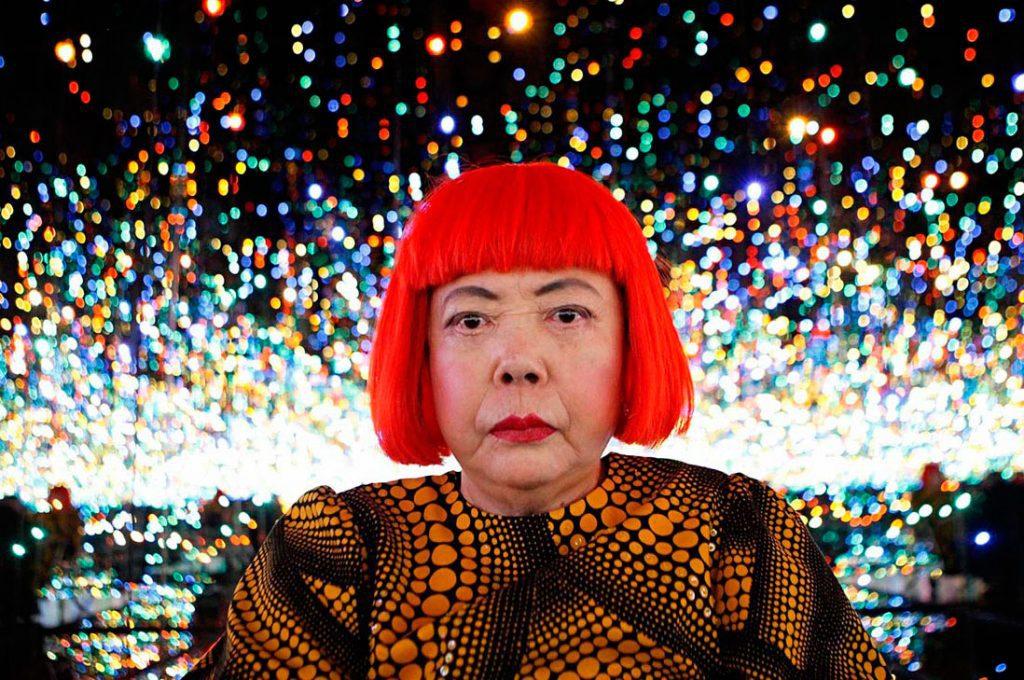 Los Infinity Rooms de Yayoi Kuzama serán exhibidos en exclusivo museo dedicado a la artista