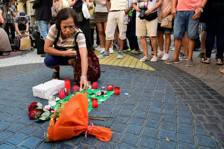 España: Aumentan a 14 los muertos por los atentados en Cataluña