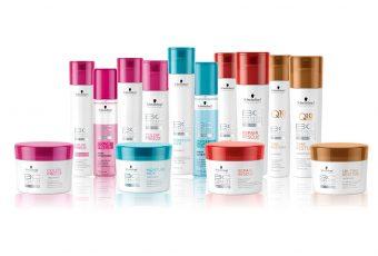 Schwarzkopf profesional presenta su línea especializada para restaurar y cuidar cada tipo de cabello
