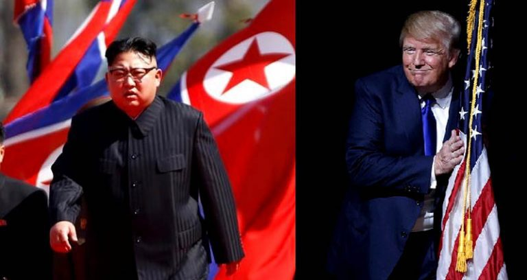 """Escalan amenazas entre EEUU-Corea del Norte: Ahora Trump dice que está listo para atacar Pyongyang y crece temor por """"guerra nuclear"""""""