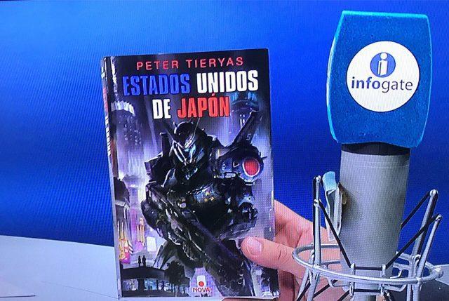 """Libro: """"Estados Unidos de Japón"""""""