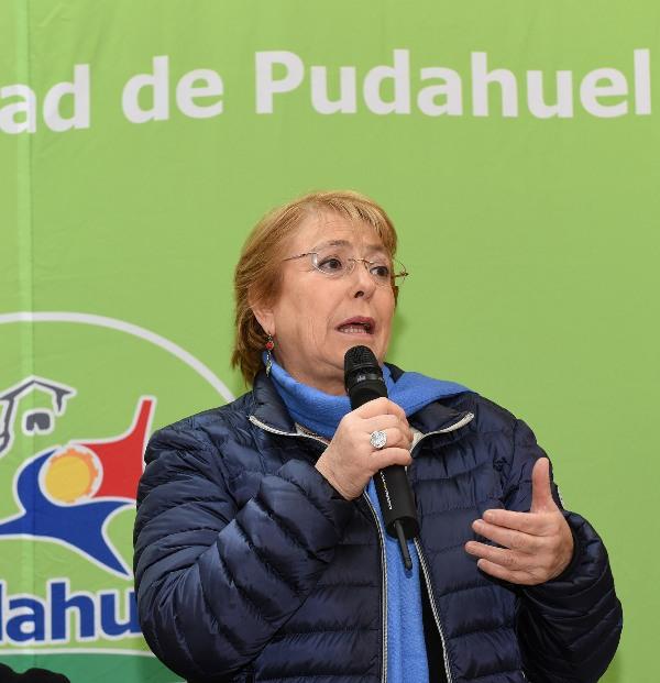 "Bachelet por magnicidio de Eduardo Frei: ""La justicia está llegando"""