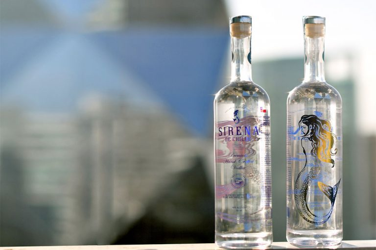 Primer vodka chileno hecho en Chiloé gana importante premio internacional y supera a reconocidos productores mundiales