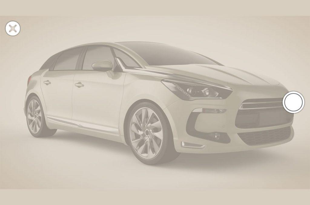 APP permitirá a usuarios inspeccionar autos en minutos