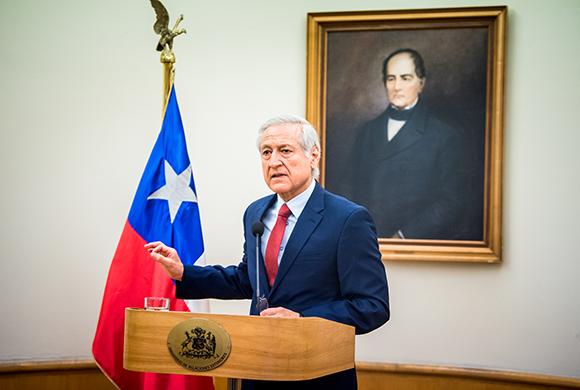 Canciller confirma que gobierno otorgó asilo a cinco magistrados venezolanos