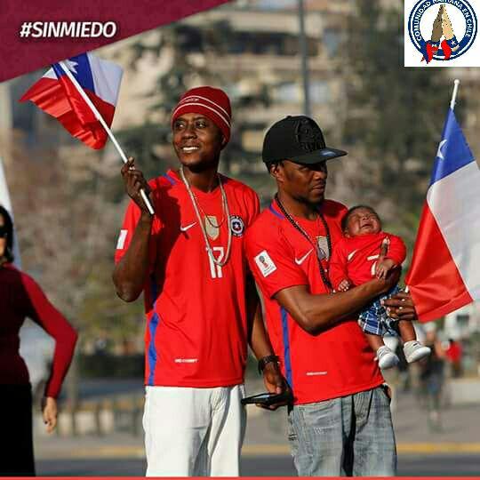 """Comunidad haitiana en Chile reacciona molesta: """"La lepra tiene tratamientos la xenofobia no"""""""