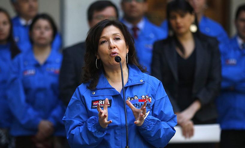 Cuestionada candidata protegida de Goic, Marcela Labraña, declarará como imputada por caso Sename