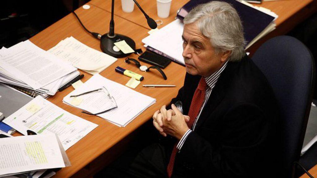 """Fouillioux le responde duro a Rincón: """"Cuando 11 miembros del tribunal deciden sancionar es porque hay mérito para sancionar y no para absolver"""""""