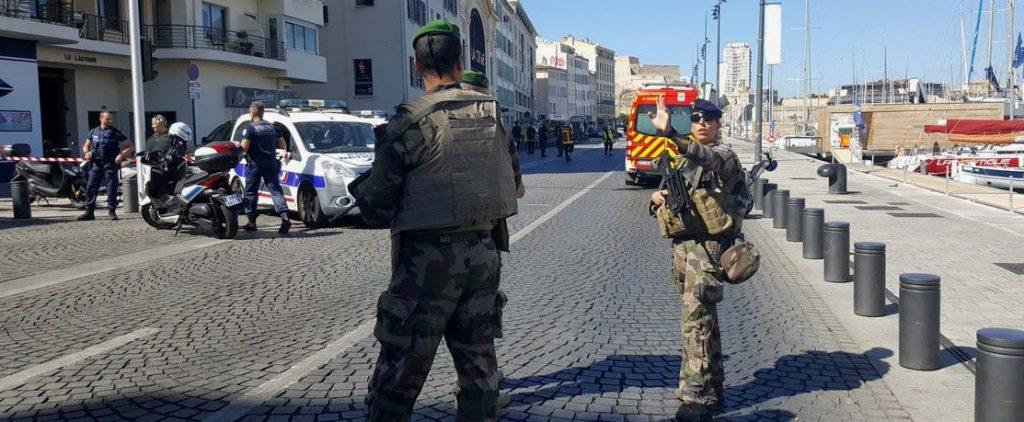 Francia: Nuevo atropello en Marsella deja un muerto