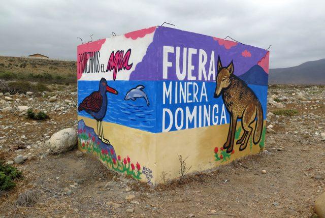 Tribunal Ambiental falla en favor de proyecto minero Dominga — URGENTE