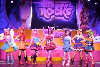VIDEO: Show de My Little Pony & Equestria Girls se presenta por primera vez en Chile