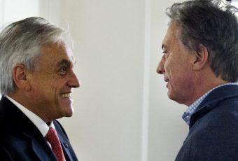 Macri recibe en Olivos a Sebastián Piñera y le habría dado su apoyo al empresario que va por un segundo gobierno