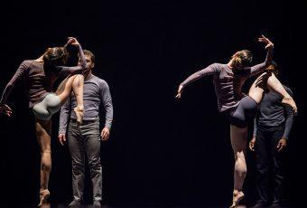 Intervención urbana dio inicio a las actividades del 8º Festival de Danza Contemporánea Junto al Río