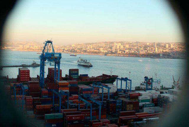 Terminal Pacífico Sur Valparaíso ampliará  equipamiento con 3 nuevas grúas