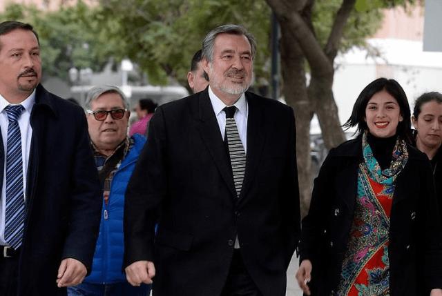 Guillier presenta su nuevo equipo de campaña ratificando a Osvaldo Correa como su coordinador