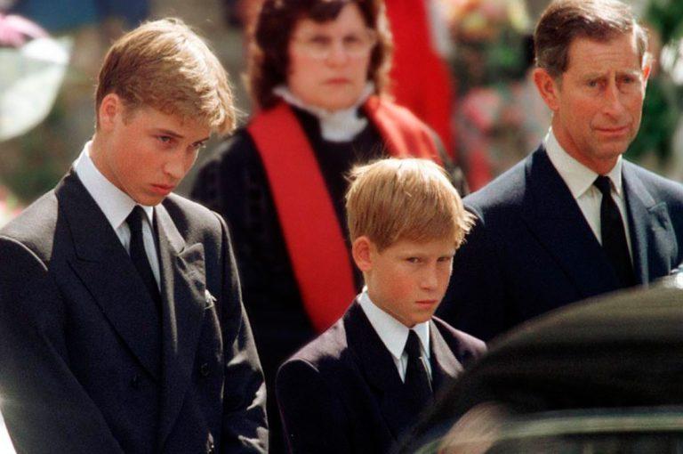 """Hijos de Lady Di hablan por primera vez de la muerte de su madre: """"La perseguían como una jauría de perros"""""""