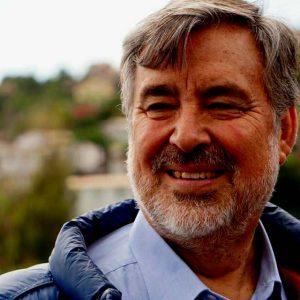 Alejandro Guillier, senador y candidato a la Presidencia de la República
