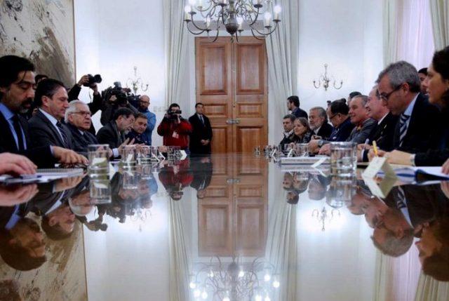 Gobierno y Fuerzas Armadas inician coordinación conjunta por visita del Papa argentino